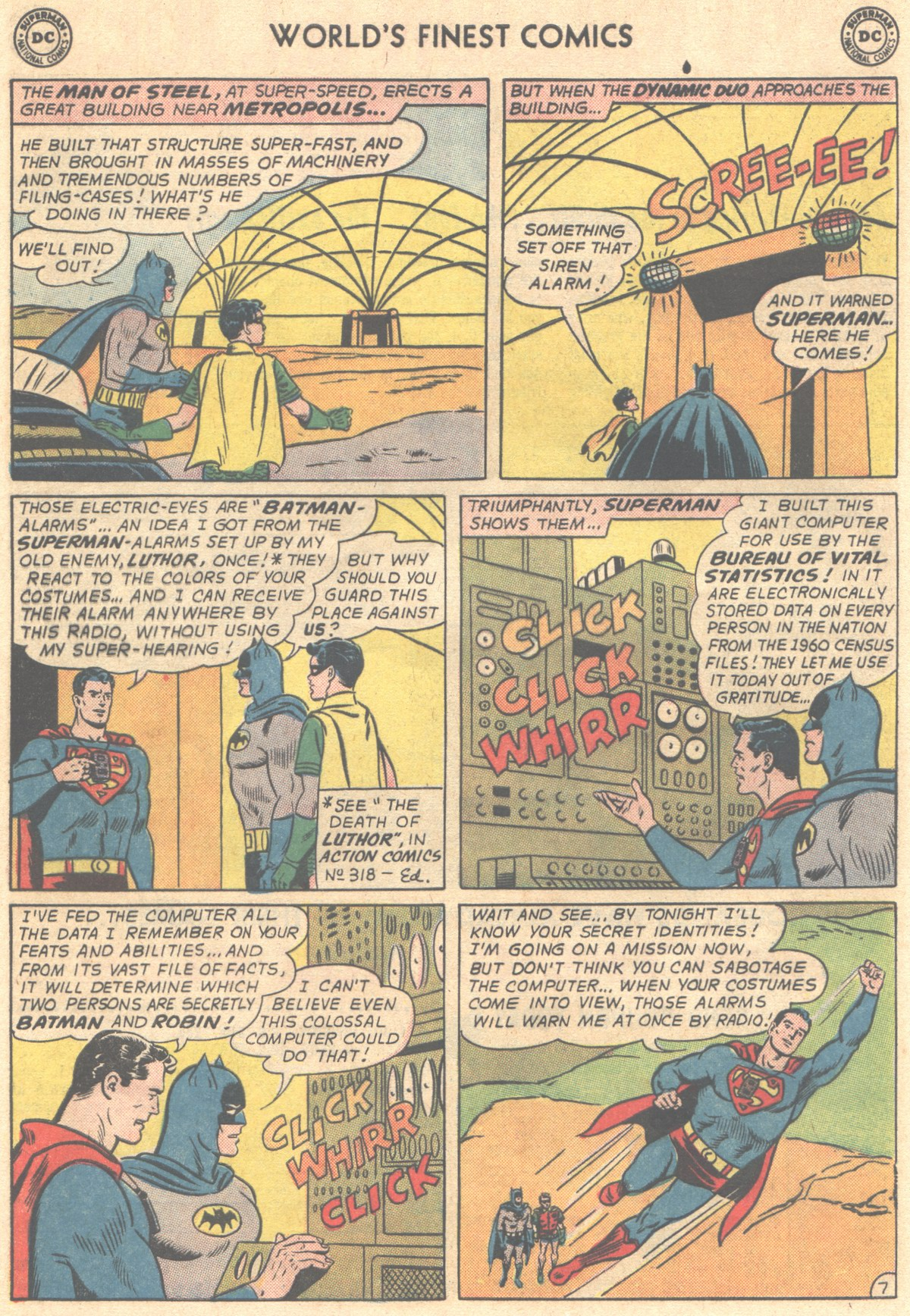Read online World's Finest Comics comic -  Issue #149 - 24