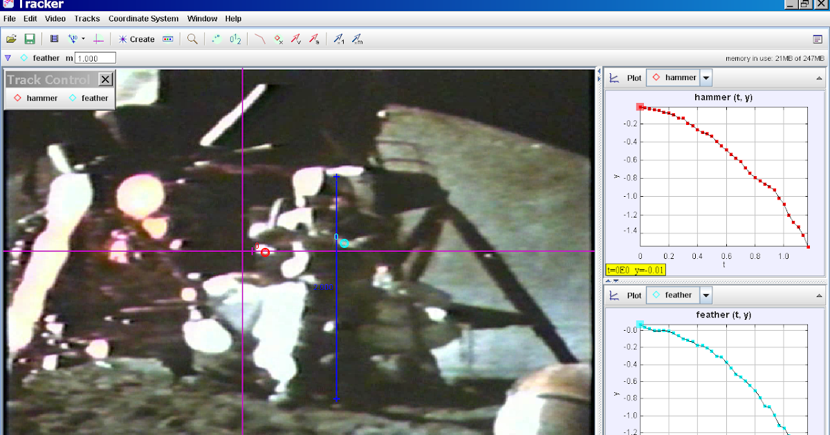Open Source Physics @ Singapore: Videos determine the Moon ...