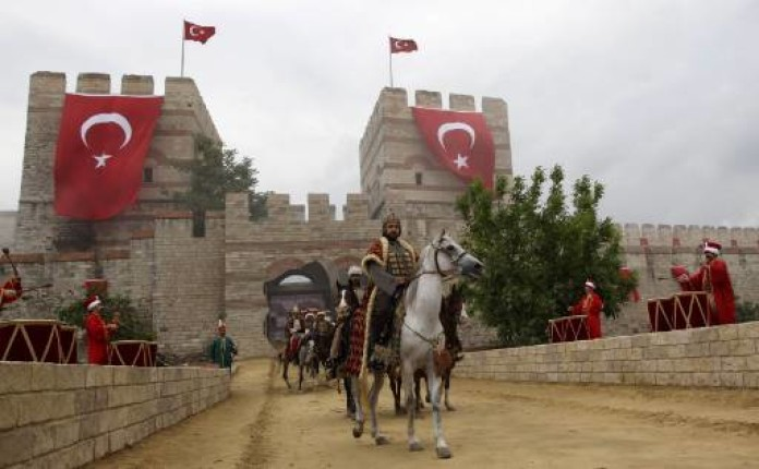 Turkey's Continued Siege of Constantinople: Insulting Celebration of Greek Bloodshed on May 29