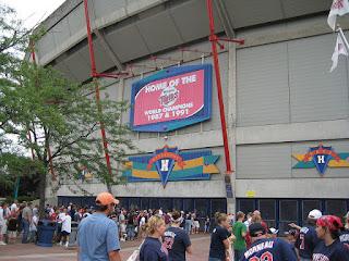 The Metrodome