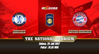 Prediksi Skor International Champions Cup, Chelsea vs Bayern Munchen 25 Juli 2017