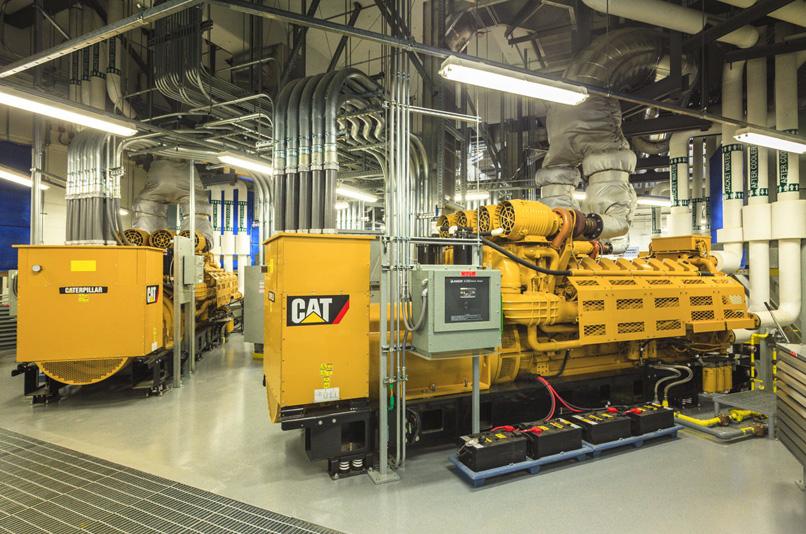 Diesel generators in Sydney