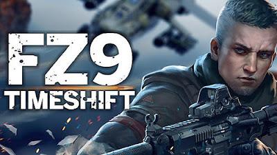 FZ9: Timeshift Mod Apk + Data Download Unlimited Money energy ammo Hack Offline