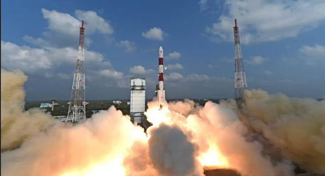 Is there any Significant Achievement on ISRO's Record Launch?