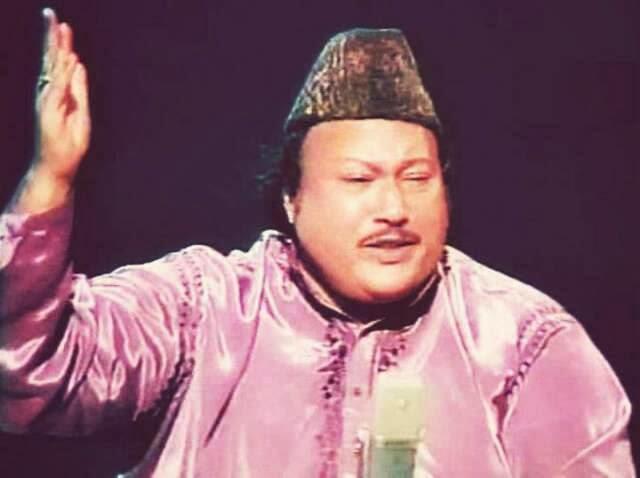 Jey Tu Ankhiyan Dey Samnay Nahi Rehna Mp3 by Nusrat Fateh Ali Khan