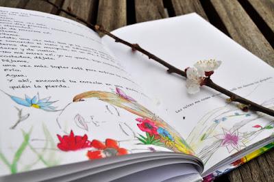 Eco del grito Mudo, Pimpilipausa, ediciones en huida, el ojo ilustrado, sara arias ortega, que estas leyendo, album ilustrado,