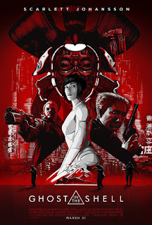 Ghost in the Shell (2017) Movie Poster 2