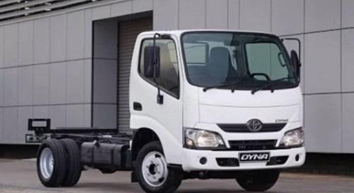 Harga Bekas Toyota Dyna Truck
