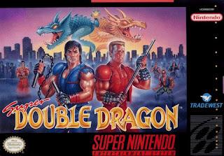 Super Double Dragon [ SNES ]