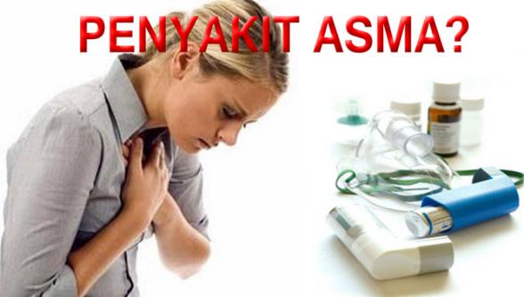Wajib Baca! Pengobatan dan Pengendalian Penyakit Asma Agar Segera Mereda