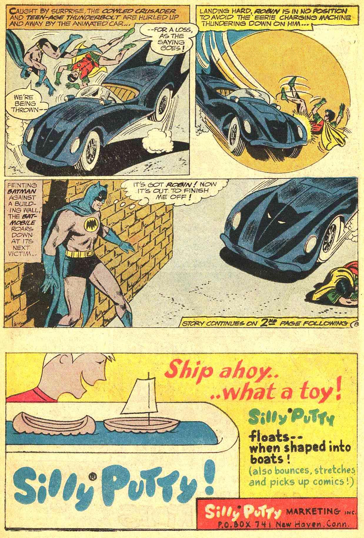 Detective Comics (1937) 340 Page 10