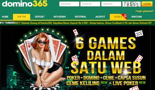 Pusat Game Online Samgong