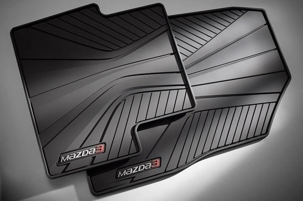 Mazda 3 Floor Mats: Genuine Parts