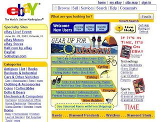 ebay 2003 eski tasarim