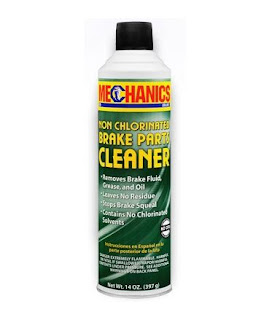non chlorinated brake cleaners