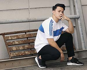 Billy Davidson Foto Terbaru