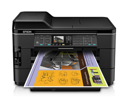 How to download Free Epson WorkForce WF-7520 driver & software (Recommended)