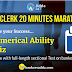 SBI Clerk 20 Minutes Marathon | Numerical Ability Sectional Test