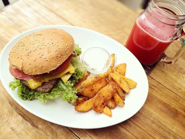 Restaurante vegetariano Livres - Restocafé