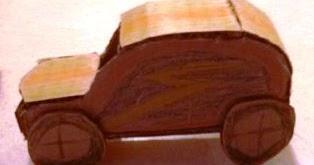 Sayang Anak Ajari Bikin Mobil Mainan Dari Kardus Bintangtop Com