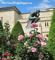 El Pensador de Rodin. Museo de Rodin. Paris