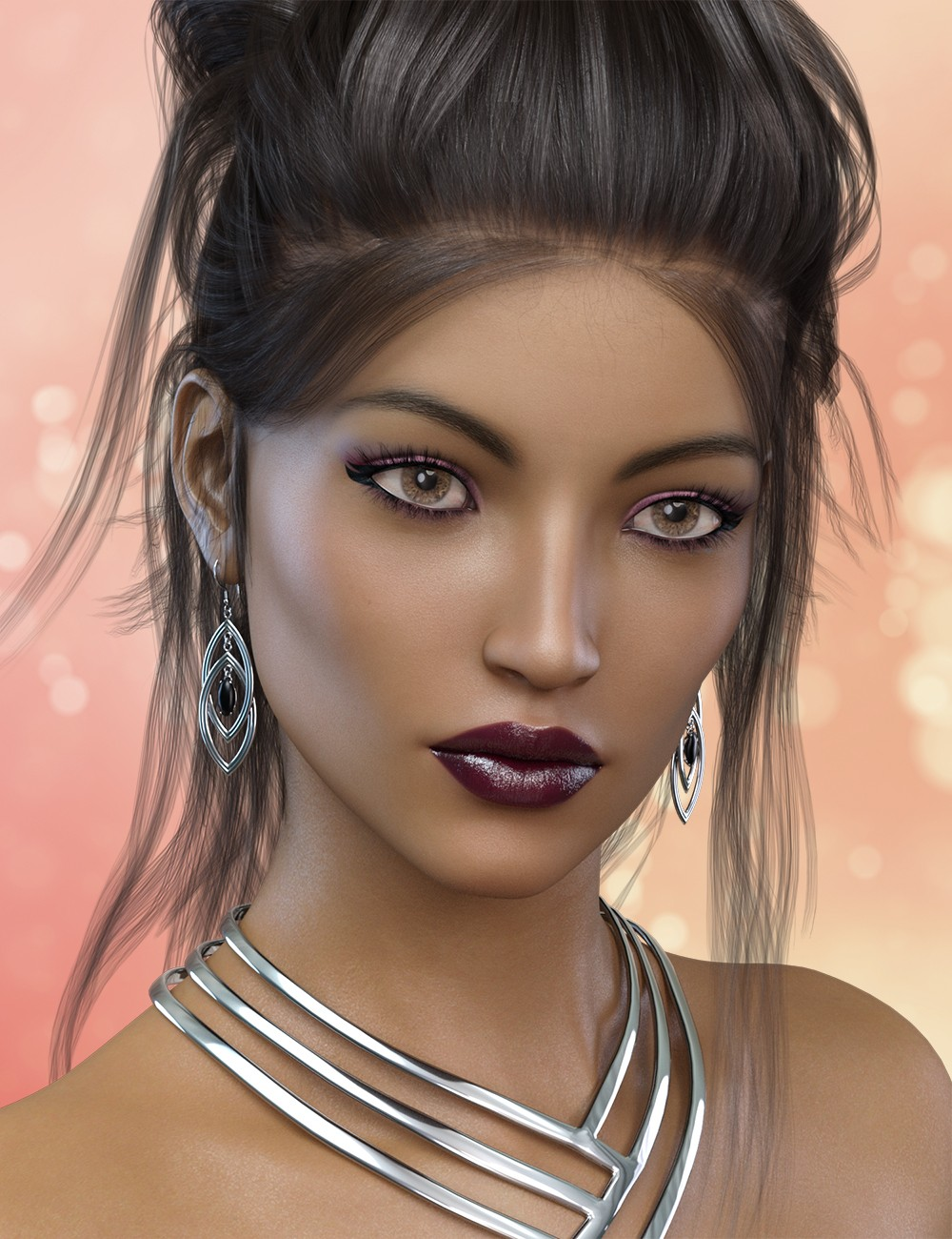 Download DAZ Studio 3 for FREE!: DAZ 3D - Selina Bundle
