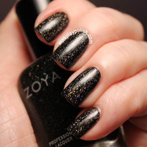 Zoya Storm (work / play / polish)