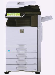 Sharp MX-4111N Free Driver Download and Install