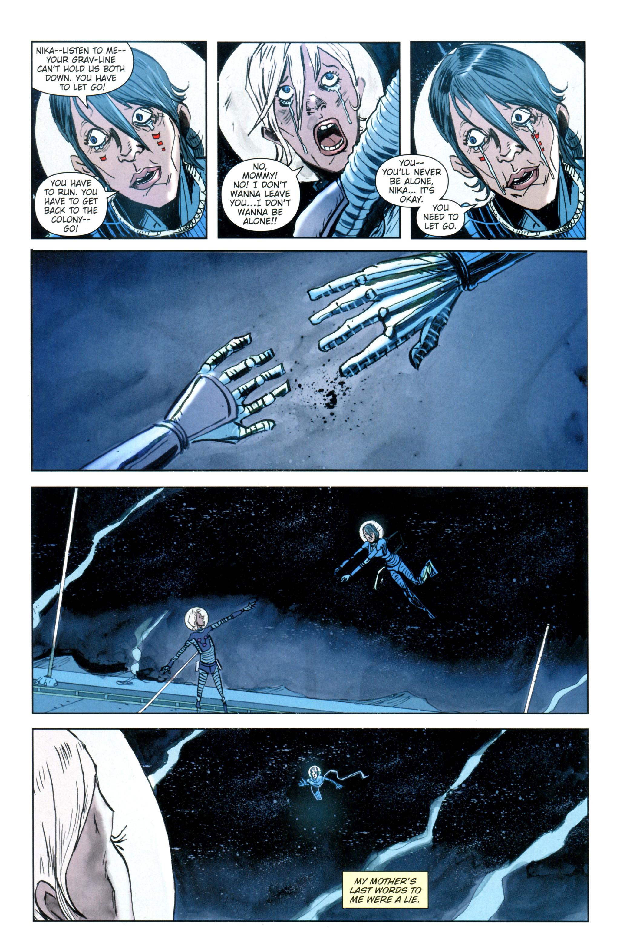 Read online Trillium comic -  Issue #6 - 5