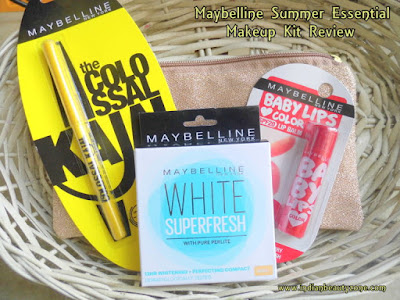 Maybelline makeup products