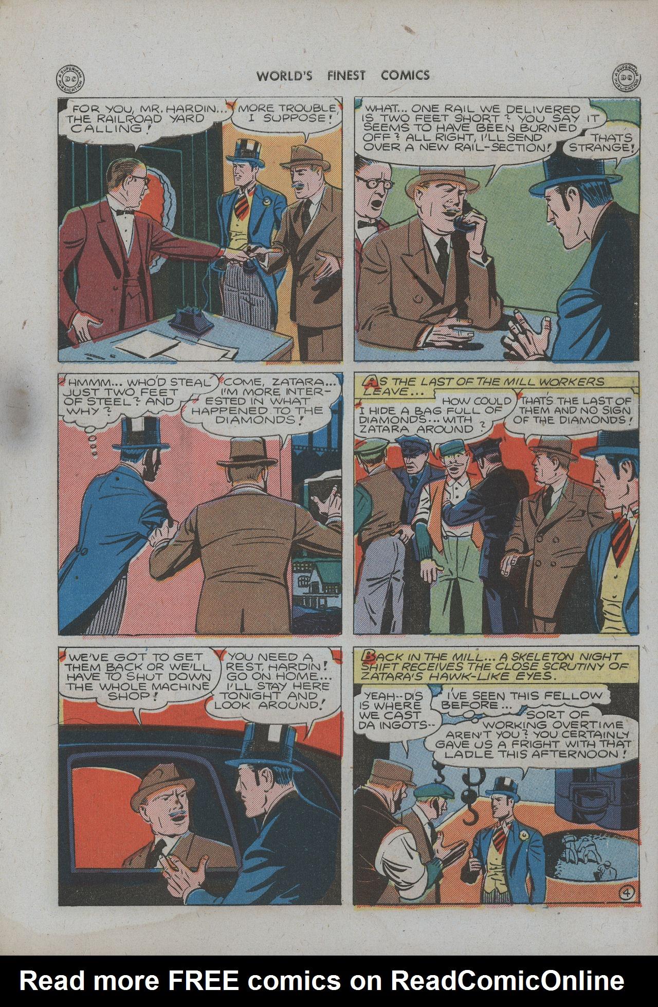 Read online World's Finest Comics comic -  Issue #15 - 30