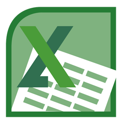 Preview of Microsoft Excel 2010 Logo icon