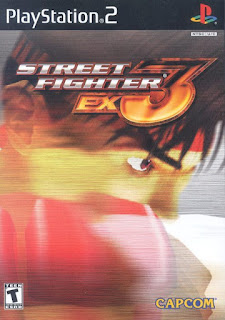 Street Fighter EX3 NTSC PS2