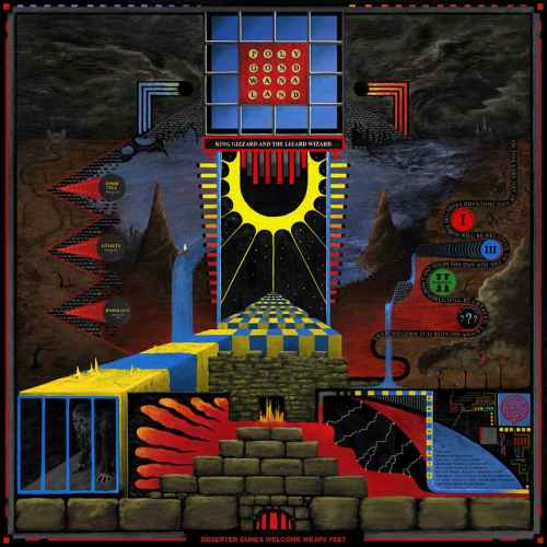 "KING GIZZARD & THE LIZARD WIZARD: Κατεβάστε δωρεάν το νέο τους album ""Polygondwanaland"""