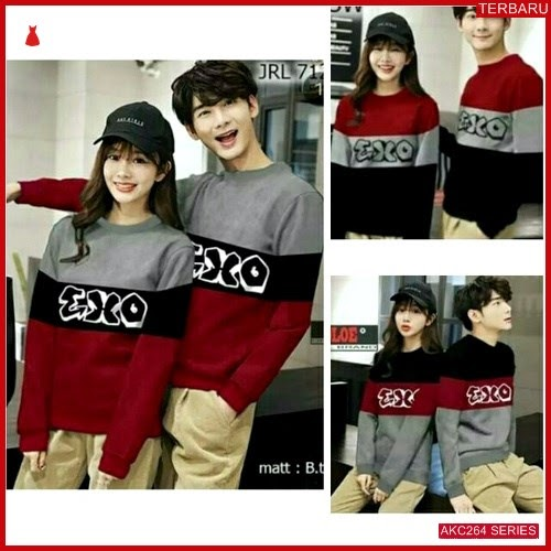 AKC264S47 Sweater Couple Exo Anak 264S47 Pasangan BMGShop