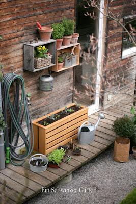 Wie Plane Ich Meinen Garten ein schweizer garten