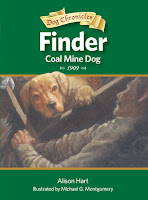 Finder Coal Mine Dog by Alison Hart