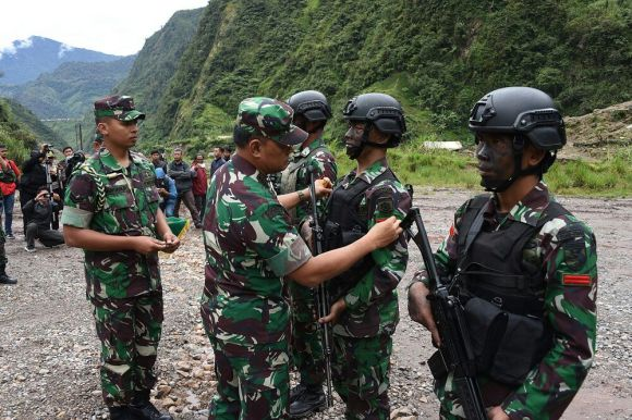 Tentara berpuasa
