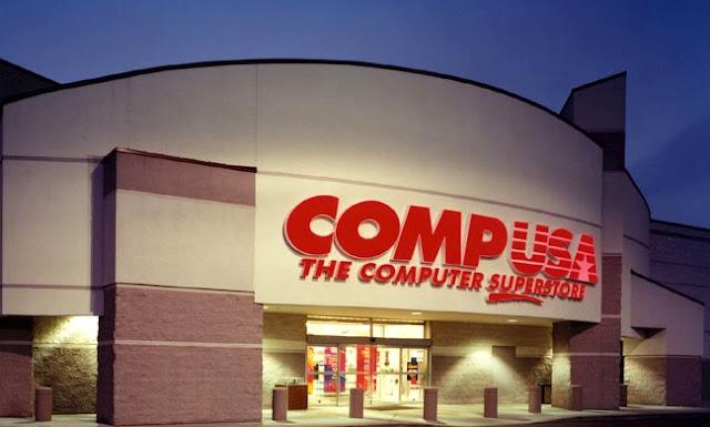 Confira dicas da loja CompUSA em Miami e Orlando