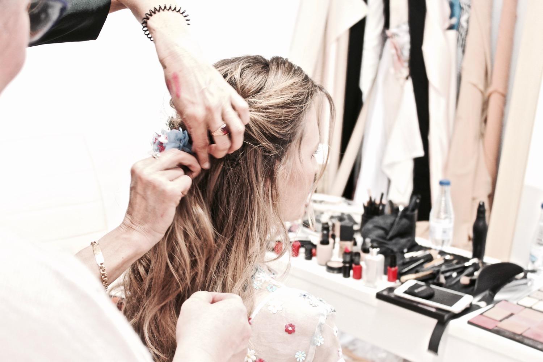 maquillaje y peluquería novia Pamplona