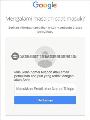 Lupa Akun Gmail Di Hp Android Begini Cara Menemukan Akun Google