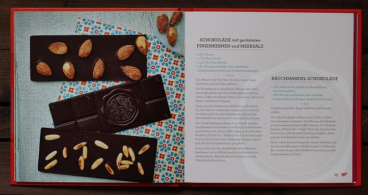 Rezension/Buchvorstellung Feinste Schokolade selber machen von ChocQlate 2