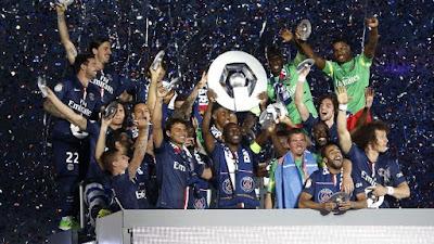 Daftar Juara Liga Prancis Lengkap dari Tahun ke Tahun