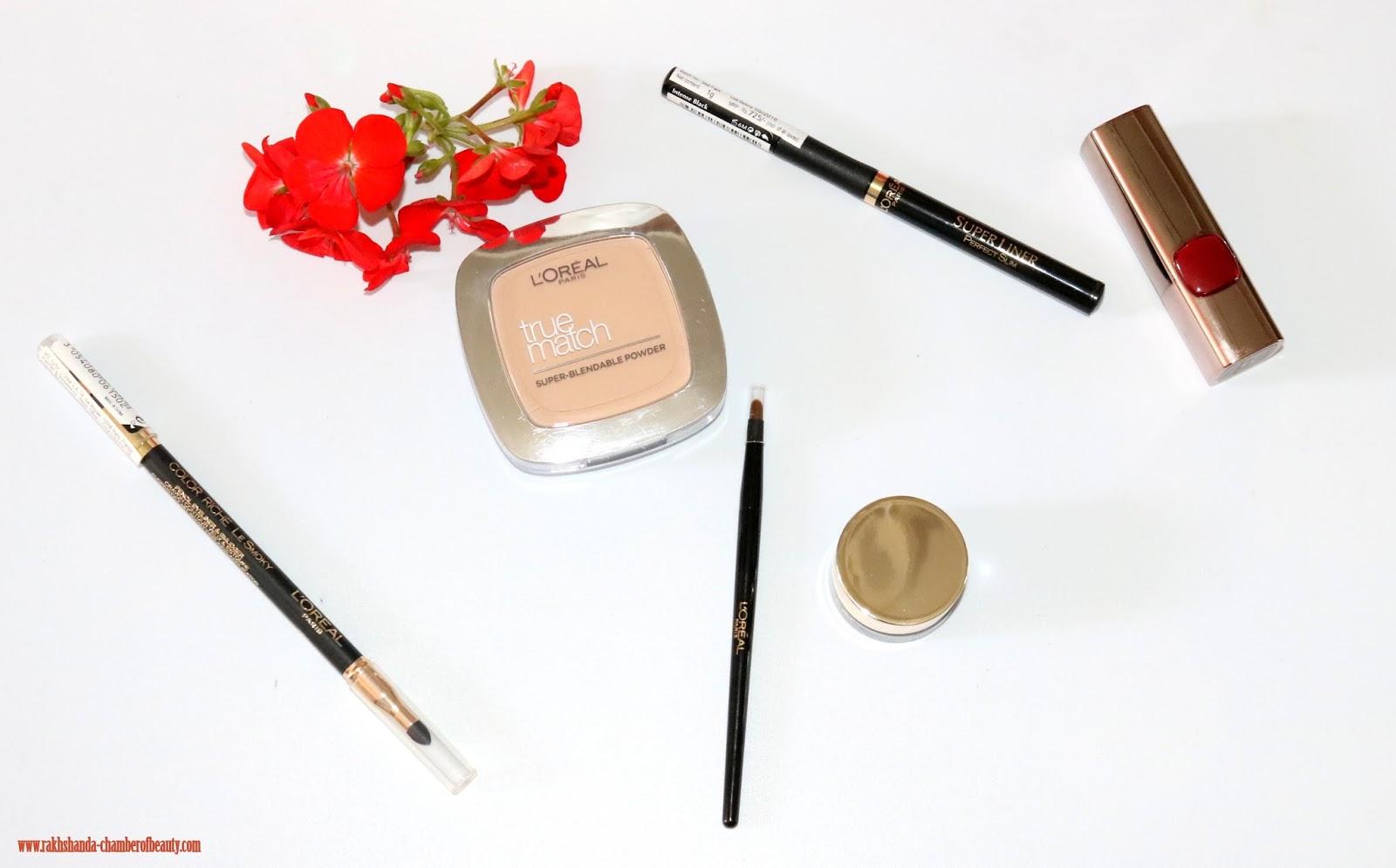 L'Oreal Paris Festive Fever Makeup Products