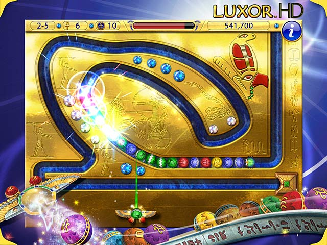 Luxor: 5th Passage Game - Download and Play Free Version!