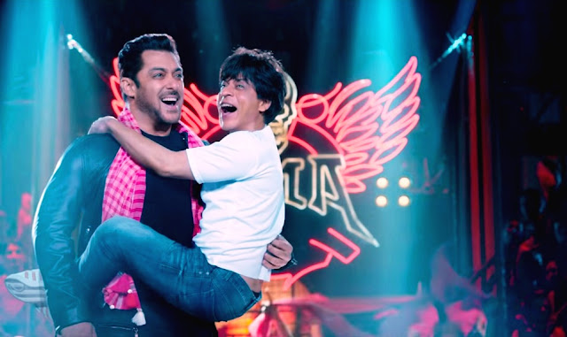 SRK and Salman Khan are here to make you dance to their tunes