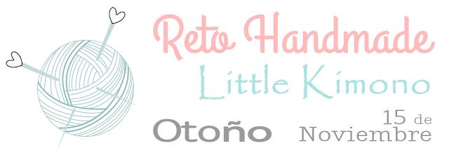 Reto Handmade Little Kimono Otoño