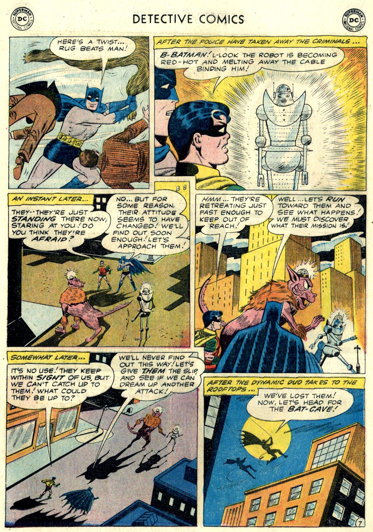 Detective Comics (1937) 279 Page 8