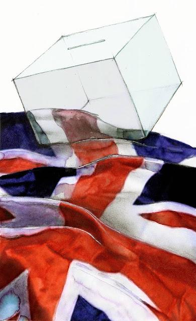 A vuelapluma. La soberanía según Theresa May