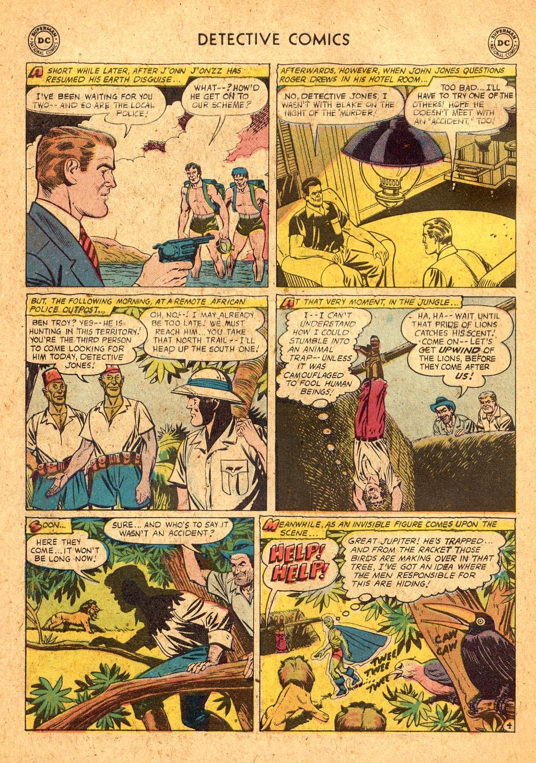 Read online Detective Comics (1937) comic -  Issue #255 - 30